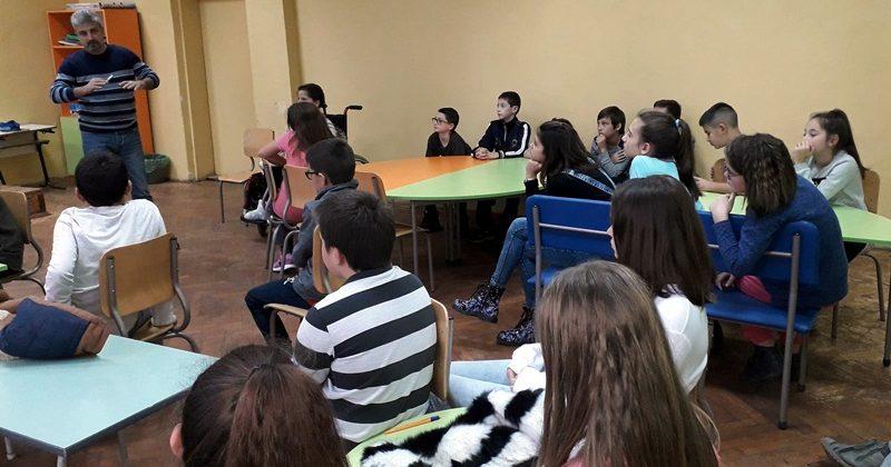 """Дискусия на тема """"Наркотични вещества – видове и вредата от употребата им"""" се проведе в ОУ """"Св. Климент Охридски"""" – Плевен"""