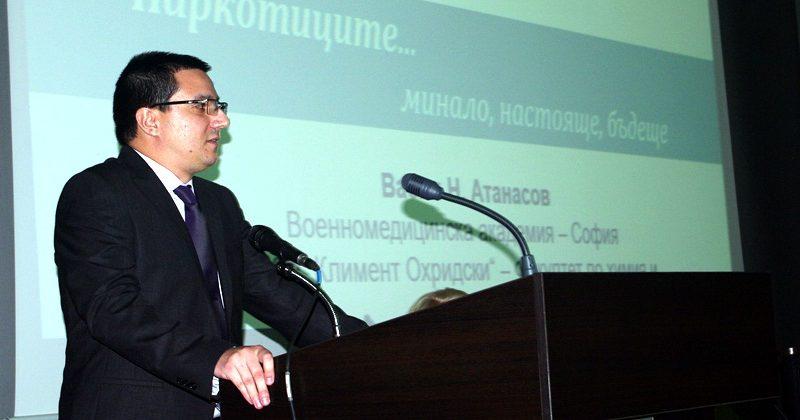 За епидемичен взрив на употребата на метамфетамини у нас алармира в Плевен доц. Васил Атанасов