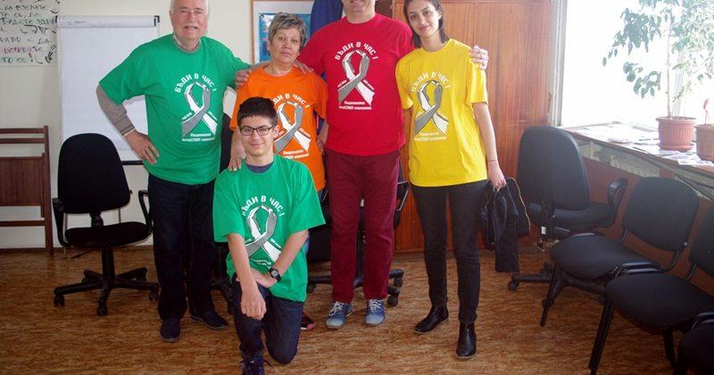 Приемни родители и деца от общините Червен бряг и Кнежа участваха в обучение на ПИЦ – Плевен и БАСП