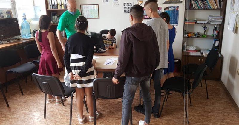 Екипът на ПИЦ – Плевен започна реализацията на програма с участието на деца от ЦНСТ